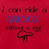 Most Popular Girls Ride a Unicycle T-Shirts - Men's Fine Jersey T-Shirt