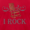 I ROCK - Men's Fine Jersey T-Shirt