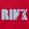 Rink Rat - Men's Fine Jersey T-Shirt