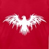 Eagle Silhouette - Men's Fine Jersey T-Shirt