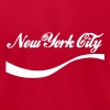 enjoy New York City - Men's Fine Jersey T-Shirt