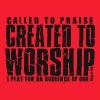 Created to worship - Men's Fine Jersey T-Shirt