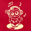 Owl Willis available clothing: DJ equipment - Men's Fine Jersey T-Shirt