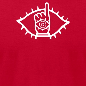 20th century boys Anime - Men's T-Shirt by American Apparel