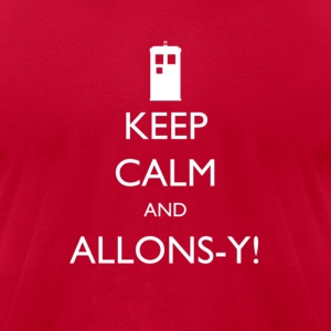 Keep Calm and Allons-y!| Robot Plunger