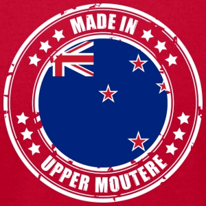 MADE IN UPPER MOUTERE - Men's T-Shirt by American Apparel
