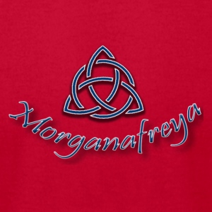 Morganafreya Celtic Knot Icône - T-shirt pour hommes American Apparel