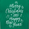Merry Christmas and a happy new year - Men's Fine Jersey T-Shirt