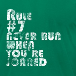 Rule # 7: Never Run When You're Scared | Robot Plunger