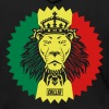 Chiller Rasta Lion - Men's Zip Hoodie