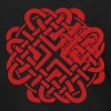 Celtic Love Knot - Men's Zip Hoodie