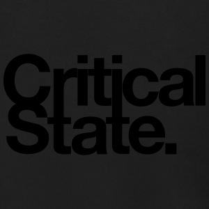 Critical State Merchandise - Men's Zip Hoodie