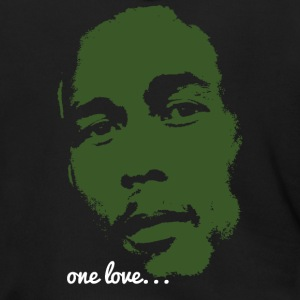 Bob Marley - One Love - Men's Zip Hoodie