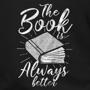 The book is always better - Gift for book readers - Men's Zip Hoodie