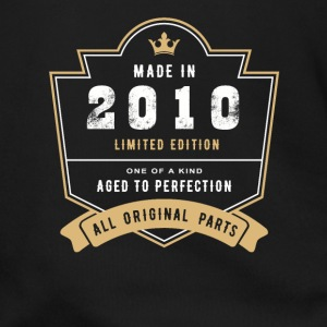 Made In 2010 Limited Edition All Original Parts - Men's Zip Hoodie
