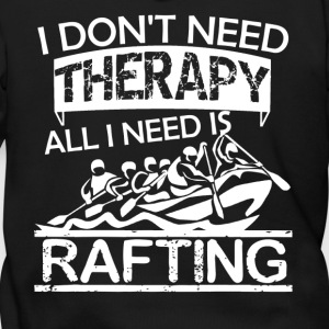 All I Need Is Rafting Shirt - Men's Zip Hoodie