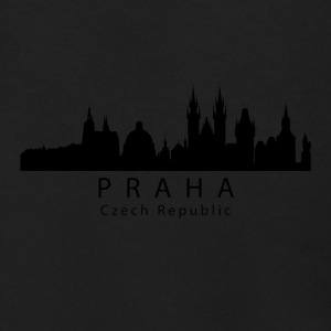 Praha Prague Czech Republic Skyline - Men's Zip Hoodie