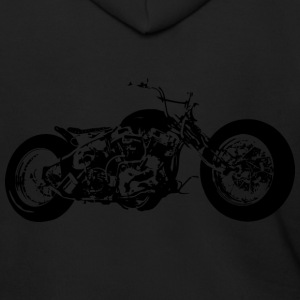 bikers-sport-motorcycling-racing-rider-racing - Men's Zip Hoodie