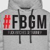 Fuck Bitches Get Money - Men's Premium Hoodie