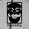 F-Society Mr Robot fsociety - Men's Premium Hoodie