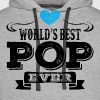 World's Best Pop Ever - Men's Premium Hoodie
