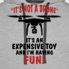 It's Not A Drone, It's an Expensive Toy... - Men's Premium Hoodie