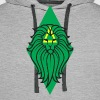 Lion Art - Big Cat - Men's Premium Hoodie