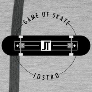 game of skate - Men's Premium Hoodie