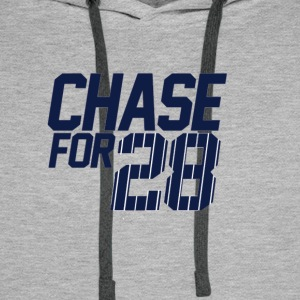 Chase For 28 - Men's Premium Hoodie