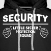 Brother - Little Sister Protection Squad - Men's Premium Hoodie
