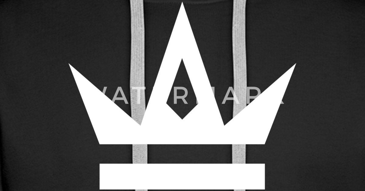 Turbocheetah Crown Logo Hoodie By Spreadshirt