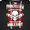 Pipefitter Shirts - Men's Premium Hoodie