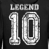 The LEGEND Number 10 - Men's Premium Hoodie