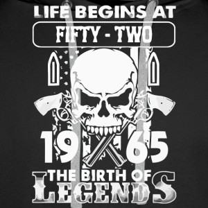 1965 the birth of Legends - Men's Premium Hoodie