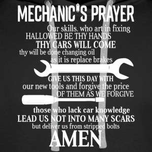 This Is Mechanic's Prayer T Shirt - Men's Premium Hoodie