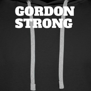 Gordon Strong Shirt - Men's Premium Hoodie