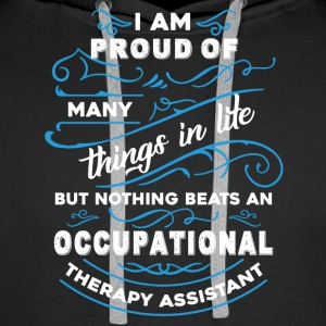 Occupational Therapy Assistant Shirt - Men's Premium Hoodie