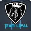 Team Loyal Logo Blue - Men's Premium Hoodie