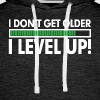 I Dont Get Older, I Level Up GAMER Birthday - Men's Premium Hoodie