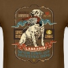 labrador_and_pheasant_y - Men's T-Shirt