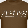 Zephyr competition team - Men's T-Shirt