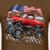 Mud Truck Ford Bronco - Men's T-Shirt