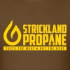 Strickland Propane - Men's T-Shirt