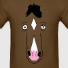 Bojack Horseman Face - Men's T-Shirt
