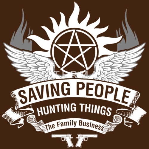 Saving People Hunting Things The Family Business By Ilovemytee
