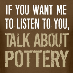 Funny Talk About Pottery