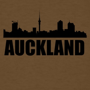 Auckland Skyline - Men's T-Shirt
