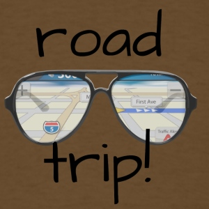 Road Trip! - Men's T-Shirt