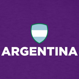 National Flag Of Argentina - Men's T-Shirt