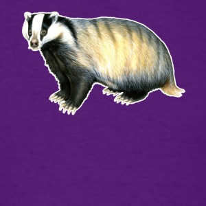 Badger Tee Shirt - Men's T-Shirt